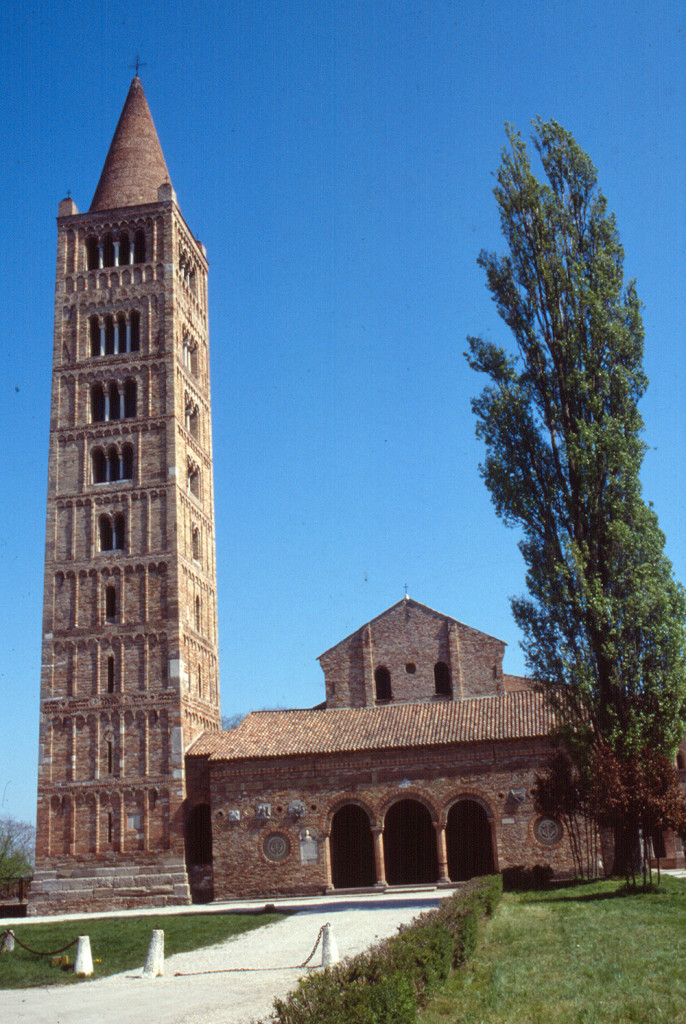 Santa Maria of Pomposa © Beni Culturali e Paesaggistici dell'Emilia Romagna